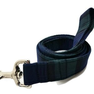 Black Watch Tartan Dog Lead